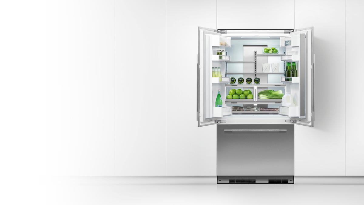 Fisher Paykel Refrigerator Rs36a72j1sher Paykel Rf170adx4 Counter