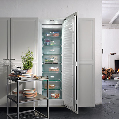 reilly 39 s home appliances miele integrated upright freezer. Black Bedroom Furniture Sets. Home Design Ideas
